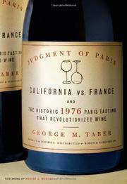 Cover art for JUDGMENT OF PARIS