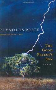 Cover art for THE GOOD PRIEST'S SON