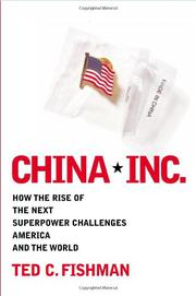 Cover art for CHINA, INC.