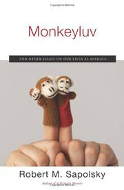 Cover art for MONKEYLUV