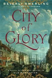 Cover art for CITY OF GLORY