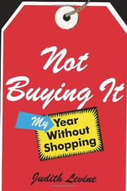 Cover art for NOT BUYING IT