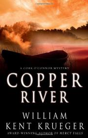 Cover art for COPPER RIVER