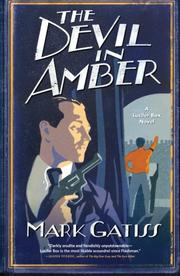 Book Cover for THE DEVIL IN AMBER