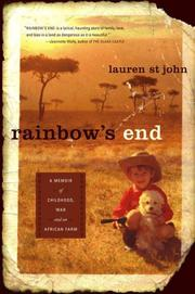 Cover art for RAINBOW'S END