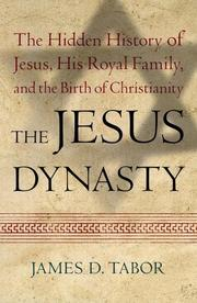 Book Cover for THE JESUS DYNASTY