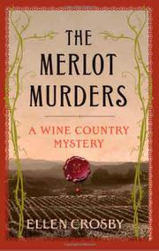 Book Cover for THE MERLOT MURDERS