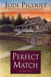 Cover art for PERFECT MATCH