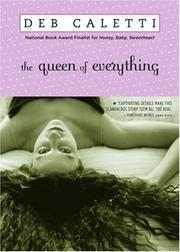Cover art for THE QUEEN OF EVERYTHING