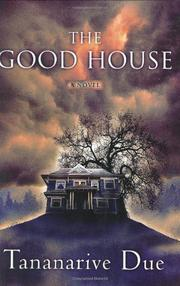 Cover art for THE GOOD HOUSE