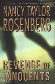 Cover art for REVENGE OF INNOCENTS