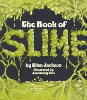 Cover art for THE BOOK OF SLIME