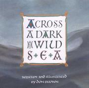 Cover art for ACROSS A DARK AND WILD SEA