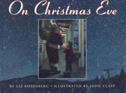 Cover art for ON CHRISTMAS EVE