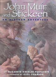 Cover art for JOHN MUIR AND STICKEEN