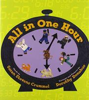 Book Cover for ALL IN ONE HOUR