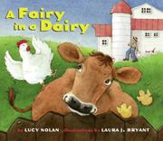 Cover art for A FAIRY IN A DAIRY