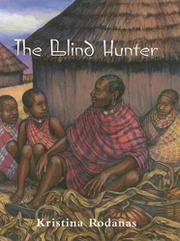 Book Cover for THE BLIND HUNTER