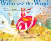 Book Cover for WILLA AND THE WIND