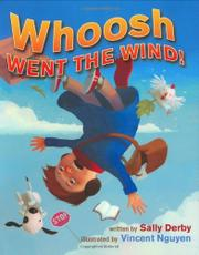 Book Cover for WHOOSH WENT THE WIND!