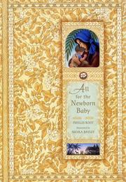 Cover art for ALL FOR THE NEWBORN BABY