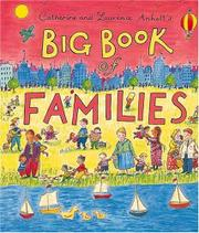 Cover art for CATHERINE AND LAURENCE ANHOLT'S BIG BOOK OF FAMILIES