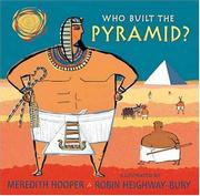 Cover art for WHO BUILT THE PYRAMID?