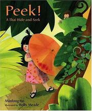 Cover art for PEEK!