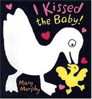 Cover art for I KISSED THE BABY!