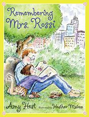 Cover art for REMEMBERING MRS. ROSSI