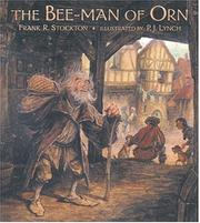 Cover art for THE BEE-MAN OF ORN