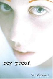 Cover art for BOY PROOF