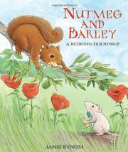 Book Cover for NUTMEG AND BARLEY