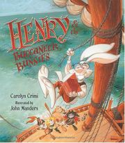 Cover art for HENRY & THE BUCCANEER BUNNIES