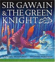 Book Cover for SIR GAWAIN AND THE GREEN KNIGHT