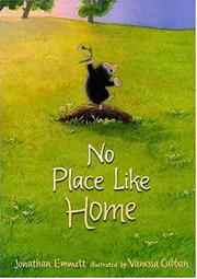 Cover art for NO PLACE LIKE HOME