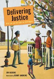 Cover art for DELIVERING JUSTICE
