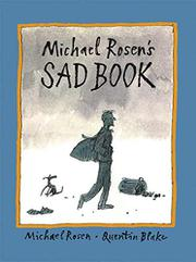 Cover art for MICHAEL ROSEN'S SAD BOOK