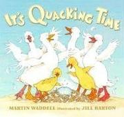Book Cover for IT'S QUACKING TIME!