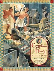 Cover art for EGYPTIAN DIARY