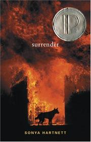 Book Cover for SURRENDER