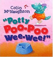 Book Cover for POTTY POO-POO WEE-WEE!