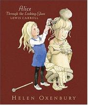 Cover art for ALICE THROUGH THE LOOKING-GLASS