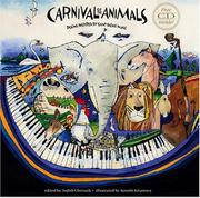 Cover art for CARNIVAL OF THE ANIMALS