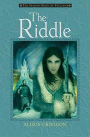 Cover art for THE RIDDLE