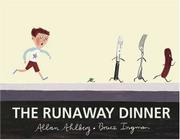Cover art for THE RUNAWAY DINNER