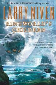 Book Cover for RINGWORLD'S CHILDREN