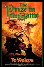 Book Cover for THE PRIZE IN THE GAME