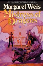 Cover art for MISTRESS OF DRAGONS