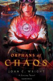 Cover art for ORPHANS OF CHAOS